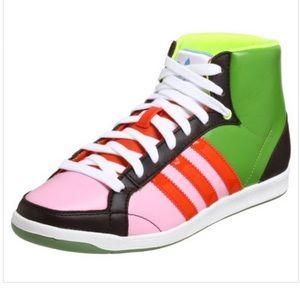 Adidas originals adi hoop mid court sneaker